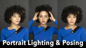 Portrait Lighting & Posing